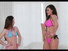 Kitna Lure shows who is Dominant and makes Amirah Adara squirt