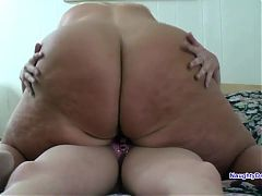 Desiree rides her young girlfriend