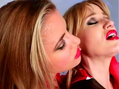 Angela Sommers, Idelsy Love and Randy Moore