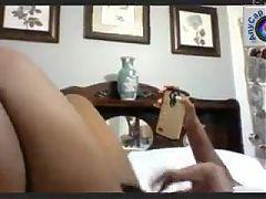 teen girl on webcam