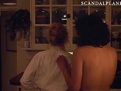Desiree Akhavan & Maxine Peake Lesbians on ScandalPlanet.Com