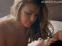 Jessica Parker Kennedy Lesbo Scene On ScandalPlanet.Com