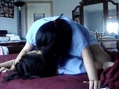Thai Girls masturbation