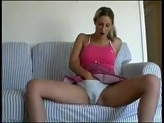 Wet Panty Play
