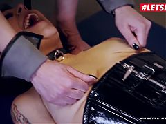 LETSDOEIT - Hardcore BDSM & Foot Fetish with German Hotties