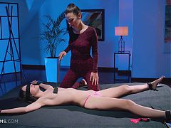 ULTRAFILMS – Anie Darling and Hayli Sanders Playing with toys